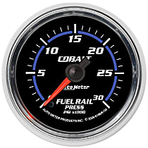 Autometer 6193 Fuel Pressure Gauge - Electric Digital Stepper Motor, Direct Fit