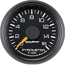 8344 Pyrometer Gauge - Direct Fit