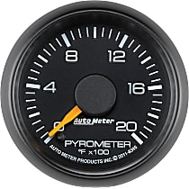 8345 Pyrometer Gauge - Direct Fit