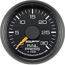 8386 Fuel Pressure Gauge - Electric Digital Stepper Motor, Direct Fit