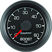 8405 Boost Gauge - Mechanical, Direct Fit, Sold individually