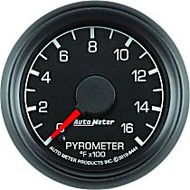8444 Pyrometer Gauge - Electric, Direct Fit