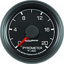 8445 Pyrometer Gauge - Electric, Direct Fit
