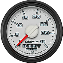 Autometer 8504 Boost Gauge - Mechanical, Direct Fit, Sold individually