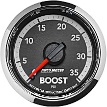 8507 Boost Gauge - Mechanical, Direct Fit, Sold individually