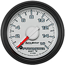 8544 Pyrometer Gauge - Electric, Direct Fit