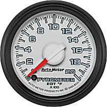 8545 Pyrometer Gauge - Electric, Direct Fit