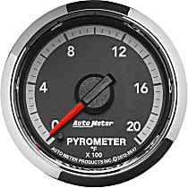 8547 Pyrometer Gauge - Electric, Direct Fit