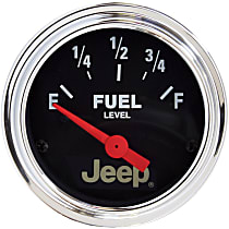 Autometer 880428 Fuel Gauge - Electric, Universal, Sold individually