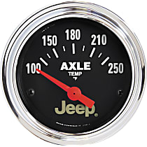 Autometer 880431 Differential Temperature Gauge - Electric, Universal