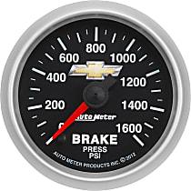 880450 Brake Pressure Gauge