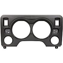 90010 Dash Panel - Black, Direct Fit