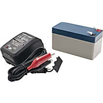 Autometer 9217 Battery Pack - Universal