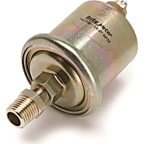 Autometer 990342 Gauge Sending Unit - Oil Pressure Sensor, Universal
