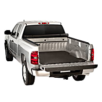 Access 25020389 Bed Mat - Black, Polyester, Flat Bed Mat, Direct Fit, Sold individually