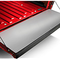 27010399 Tailgate Liner - Natural, Stainless Steel, Direct Fit, Sold individually
