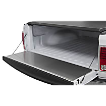 27040239 Tailgate Liner - Natural, Stainless Steel, Direct Fit, Sold individually