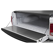 27050209 Tailgate Liner - Natural, Stainless Steel, Direct Fit, Sold individually