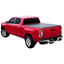 Vanish Series Roll-up Tonneau Cover - Fits Approx. 8 ft. Bed