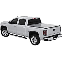 B0060019 LOMAX Professional Series Folding Tonneau Cover - Fits Approx. 5 ft. Bed