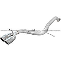aFe - 2008-2014 Scion xB Axle-Back Exhaust System - Made of Stainless Steel