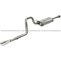 aFe Power Machforce XP - 2003-2009 Lexus GX470 Cat-Back Exhaust System - Made of Stainless Steel