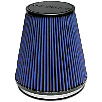 Universal Air Filter - Blue, Cotton Gauze, Washable, Direct Fit, Sold individually