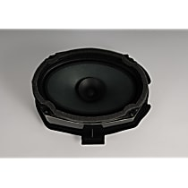 10338534 Speaker - Black, Direct Fit, Sold individually