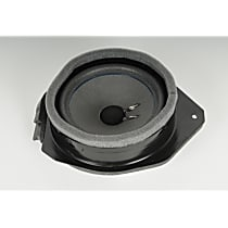 10338536 Speaker - Black, Steel, Direct Fit, Sold individually