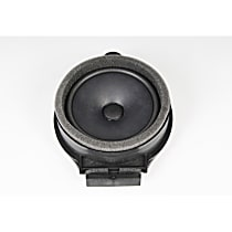 10338537 Speaker - Black, Direct Fit, Sold individually