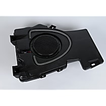 10346926 Speaker - Black, Direct Fit, Sold individually