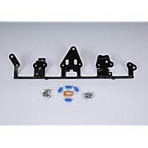 10457736 Ignition Coil Bracket - Black, Steel, Direct Fit