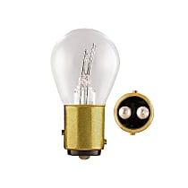 1157LL Light Bulb - Clear, Direct Fit, Sold individually