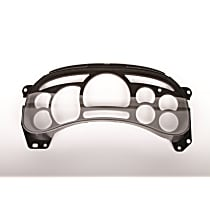 Instrument Panel Cover - Black, Sold individually