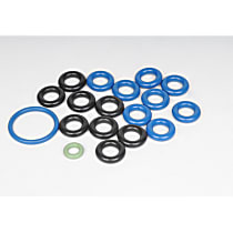 12458114 Fuel Rail O Ring Kit - Direct Fit