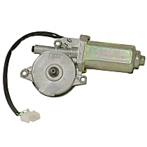 AC Delco 12473034 Sunroof Motor - Direct Fit, Sold individually
