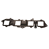 12569188 Ignition Coil Bracket - Black, Steel, Direct Fit