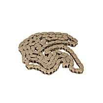 AC Delco 12571725 Timing Chain - Direct Fit, Sold individually