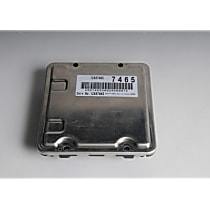 12587465 Engine Control Module - Requires Programming, Direct Fit