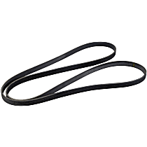 AC Delco 12637352 Accessory Drive Belt - Direct Fit, Sold individually