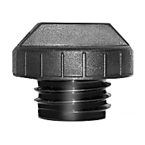 AC Delco 12F20LA Gas Cap - Black, Locking, Direct Fit, Sold individually