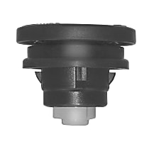 AC Delco 12F36L Gas Cap - Black, Locking, Direct Fit, Sold individually