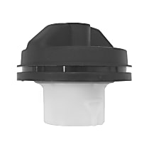 12F40L Gas Cap - Black, Locking, Direct Fit, Sold individually