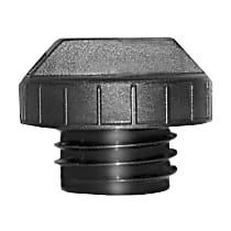 AC Delco 12F46 Gas Cap - Black, Non-locking, Direct Fit, Sold individually