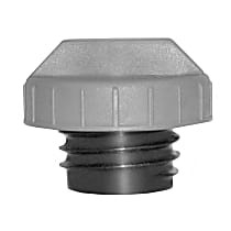 12F51 Gas Cap - Black, Non-locking, Direct Fit, Sold individually