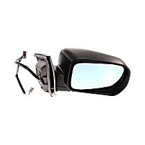 Mirror - Passenger Side, Power, Heated, Paintable, With Memory, For Models With Touring Package