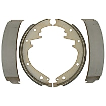 AC Delco 14228B Brake Shoe Set - Direct Fit, 2-Wheel Set Front