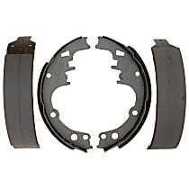 14242B Brake Shoe Set - Direct Fit, 2-Wheel Set