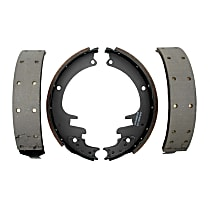 14451R Brake Shoe Set - Direct Fit, 2-Wheel Set