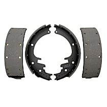 14452R Brake Shoe Set - Direct Fit, 2-Wheel Set